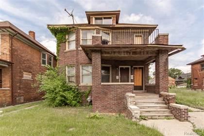 Multifamily for sale in 72 PILGRIM Street, Highland Park, MI, 48203