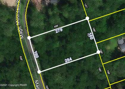 Lots And Land for sale in Magic Mountain Road, Henryville, PA, 18332