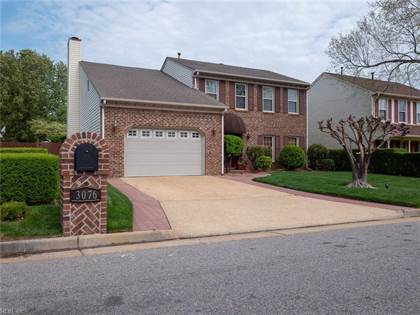 Residential Property for sale in 3076 Barberry Lane, Virginia Beach, VA, 23453