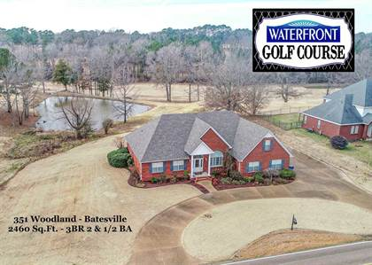 Residential Property for sale in 351 Woodland, Batesville, MS, 38606