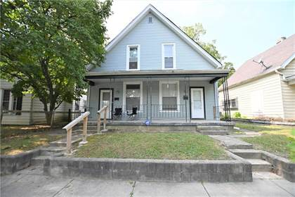 Residential Property for rent in 416 North Linwood Avenue, Indianapolis, IN, 46201