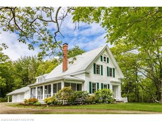 Single Family for sale in 1505 & 1512 Newbury Neck RD, South Surry, ME, 04684