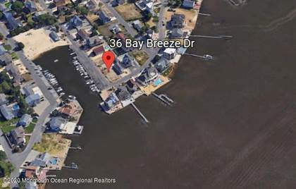 Lots And Land for sale in 36 Bay Breeze Drive, Toms River, NJ, 08753
