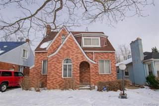 Single Family for sale in 5530 DICKERSON Street, Detroit, MI, 48213
