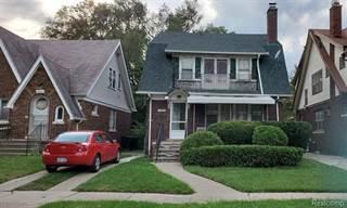 Single Family for rent in 14849 FORRER, Detroit, MI, 48227