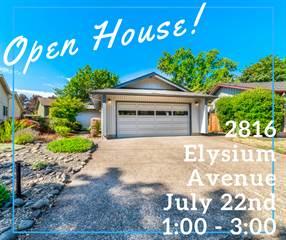 Single Family for sale in 2816 Elysium Ave, Eugene, OR, 97401