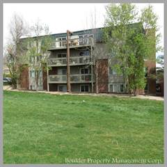 Apartment for rent in 810-20TH STREET, Boulder, CO, 80302