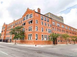 Condo for sale in 6533 E JEFFERSON Avenue 310, Detroit, MI, 48207