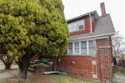Multifamily for sale in 13194 MONICA Street, Detroit, MI, 48238