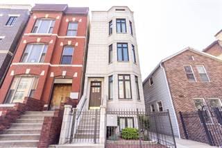 Condo for sale in 454 North Green Street 1, Chicago, IL, 60642