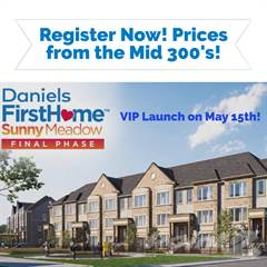 Townhouse for sale in Sandalwood Parkway and Sunny Meadow Boulevard, Brampton, Ontario, L6R 2Y7