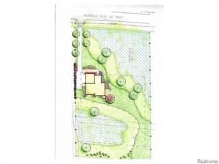 Land for sale in 7409 MUERDALE, West Bloomfield, MI, 48322