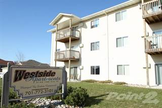 Apartment for rent in Westside Apartments, Grand Forks, ND, 58203