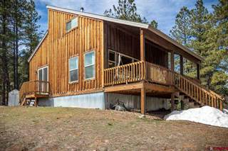 Single Family for sale in 347, 387, 513 Carol's Curves Road, Pagosa Springs, CO, 81147