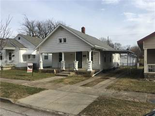 Single Family for sale in 641 North ROCHESTER Avenue, Indianapolis, IN, 46222