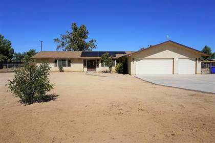 Residential Property for sale in 18740 Mingo Road, Apple Valley, CA, 92307