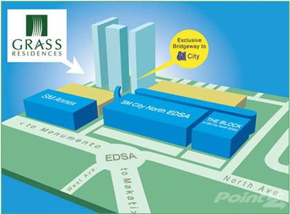 Residential Property for sale in Beside SM City North Edsa, Quezon City, Philippines, Quezon City, Metro Manila