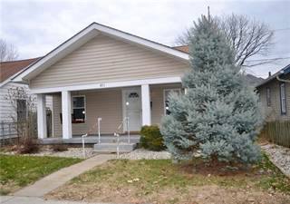 Single Family for sale in 831 North TECUMSEH, Indianapolis, IN, 46201