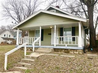 Single Family for sale in 1606 East PALMER Street, Indianapolis, IN, 46203