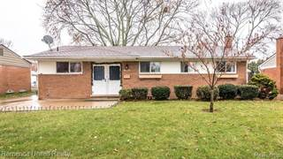 Single Family for sale in 14647 Blue Skies Street, Livonia, MI, 48154