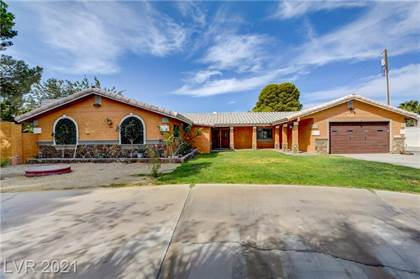 Residential Property for sale in 6085 Serene Drive, Las Vegas, NV, 89130
