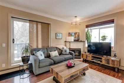 Single Family for sale in 8631 108 ST NW 305, Edmonton, Alberta, T6E4M5