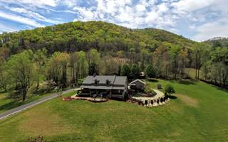 Single Family for sale in 4167 DOWNINGS CREEK ROAD, Hayesville, NC, 28904