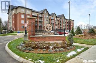 Condo for sale in 111 -GREENWICH Street, Barrie, Ontario