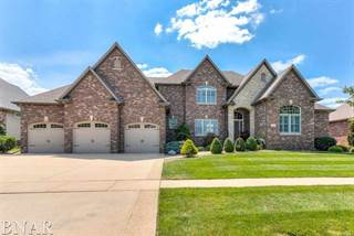 Single Family for sale in 3111 Fiona Way, Bloomington, IL, 61704