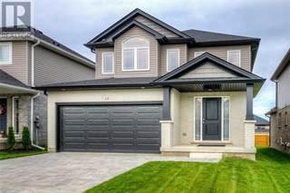 Single Family for sale in 14 CHAMBERLAIN AVENUE, Ingersoll, Ontario