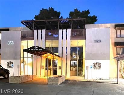 Residential Property for sale in 356 Desert Inn Road 319, Las Vegas, NV, 89169