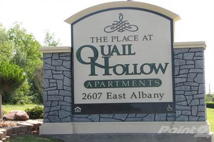 Apartment for rent in The Place At Quail Hollow, Broken Arrow, OK, 74014