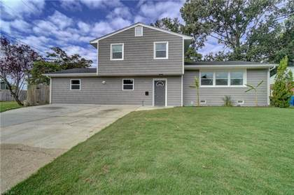 Residential Property for sale in 805 Gloria Place, Virginia Beach, VA, 23454