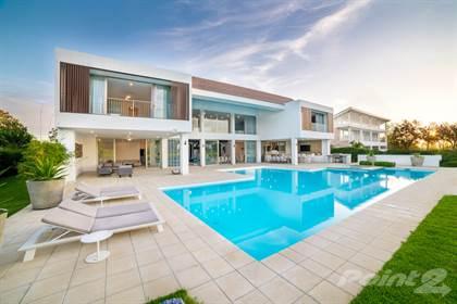 Residential Property for sale in Modern and in Move-In Condition Villa 5BR, Casa De Campo, La Romana