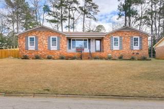 Single Family for sale in 4552 Glennwood Drive, Evans, GA, 30809