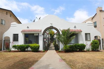 Multifamily for sale in 2351 Chestnut Avenue, Long Beach, CA, 90806