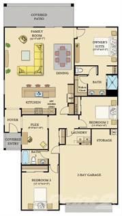 Singlefamily for sale in 7360 S. Via Casa Bonita, Tucson, AZ, 85756