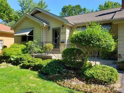 Residential Property for sale in 253 Elizabeth Street, Chatham, Ontario, N7L 2Y6