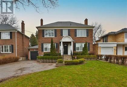 Single Family for sale in 181 RIDLEY BLVD, Toronto, Ontario, M5M3M4