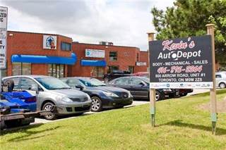Comm/Ind for sale in 800 Arrow Rd 1, Toronto, Ontario, M9M 2Z8
