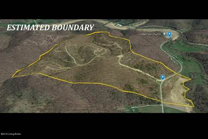 Lots And Land for sale in 0 Little Fork Rd, Sandy Hook, KY, 41171