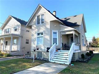 Multi-family Home for sale in 3544 3rd Street, Wyandotte, MI, 48192