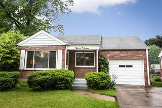 Single Family for sale in 1207 Lanvale Drive, Webster Groves, MO, 63119