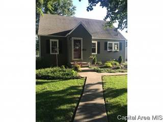 Single Family for sale in 911 W CHAMBERS ST, Jacksonville, IL, 62650