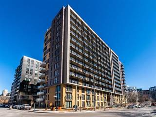 Apartment for sale in 1375 Rue Basin, #812, Montreal, Quebec