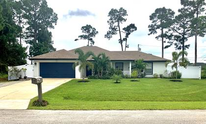 Residential Property for sale in 150 SW Sea Lion Road, Port St. Lucie, FL, 34953
