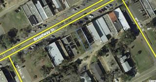 Land for sale in 520  Broadway Street, Myrtle Beach, SC, 29577