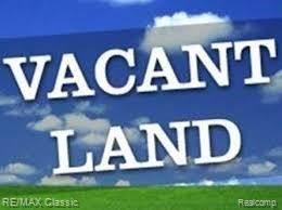 Land for sale in VAC Negaunee, Southfield, MI, 48033