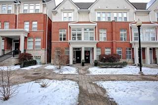Townhouse for sale in 130 Resurrection Road, Toronto, Ontario