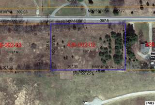 Land for sale in 9801 DAUGHERTY, Brooklyn, MI, 49230